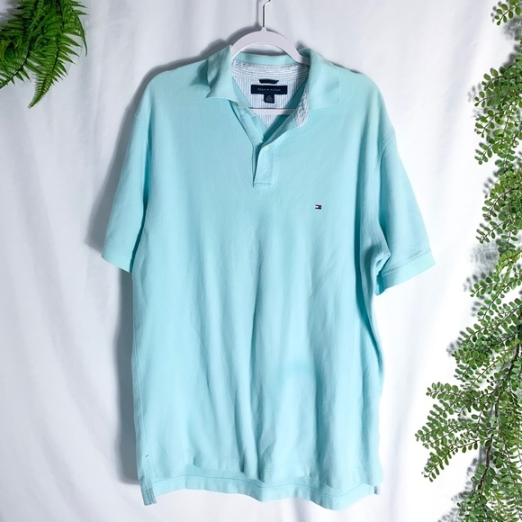 Tommy Hilfiger Other - Tommy Hilfiger Cotton Short Sleeve Polo